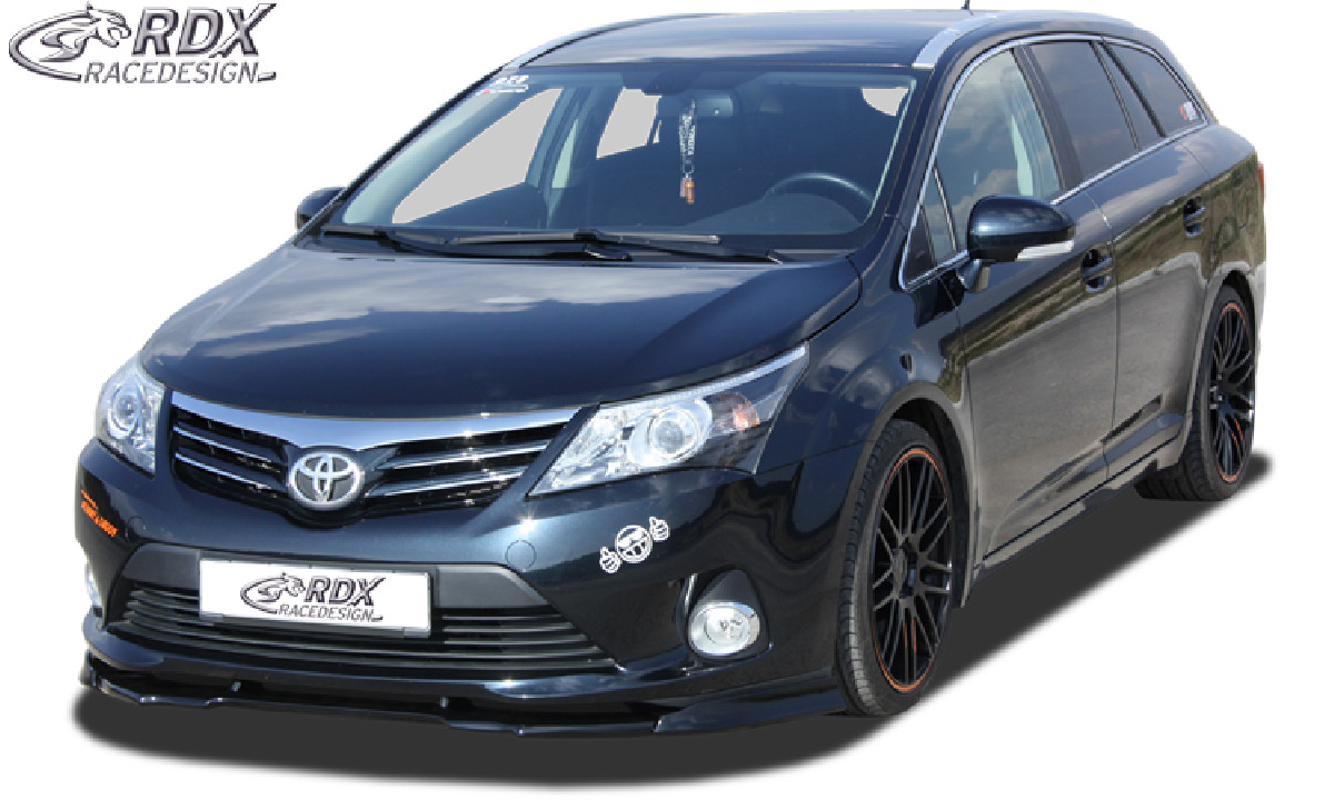 tuning toyota avensis t27. Black Bedroom Furniture Sets. Home Design Ideas