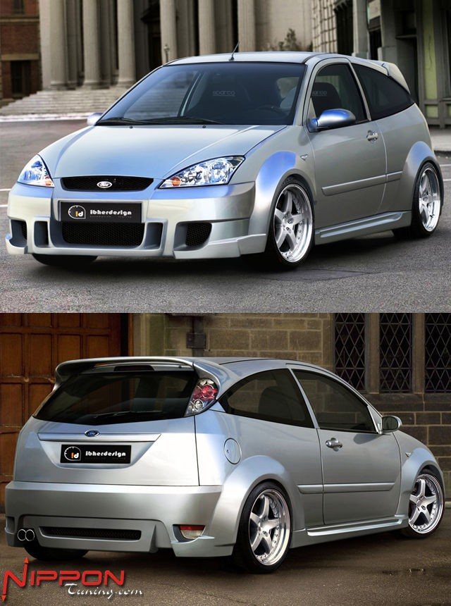 Tuning Ford Focus I 98 04