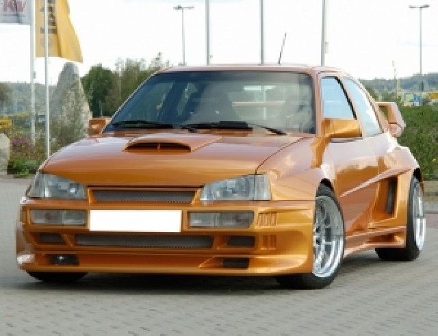 Tuningteile Opel Kadett E Vortex Wide Body Kit