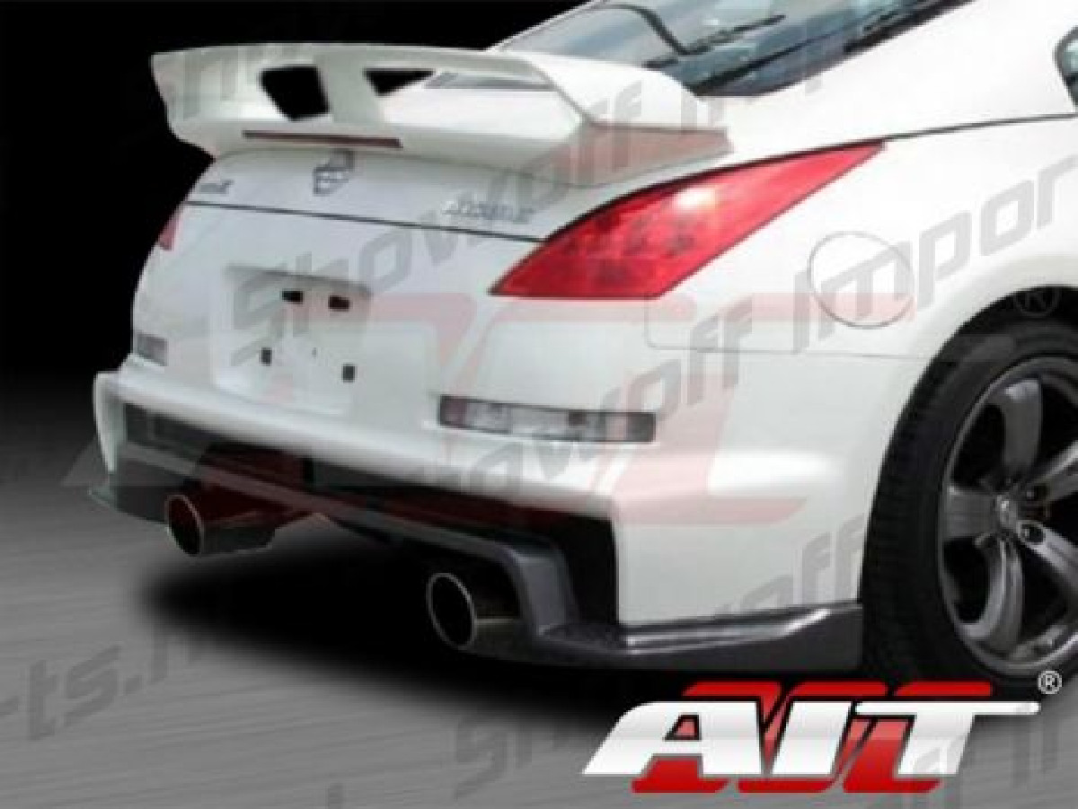 Nissan 350Z NISMO Version 3 Style Rear Bumper [AIT]