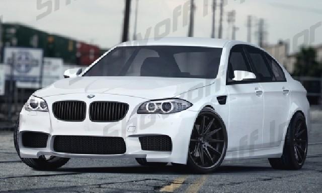 BMW 5 F10 11+ M5 Look Front Bumper