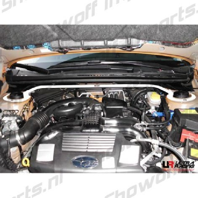 Subaru XV 12+ Ultra-R 2-Point Front Upper Strutbar Domstrebe
