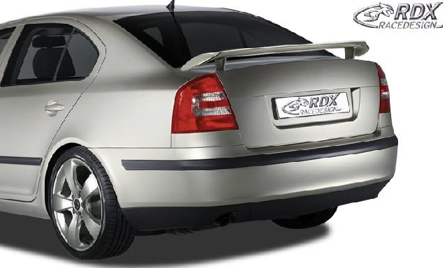 Heckspoiler Skoda Octavia 1Z (2008+) Limousine Heckflügel Spoiler
