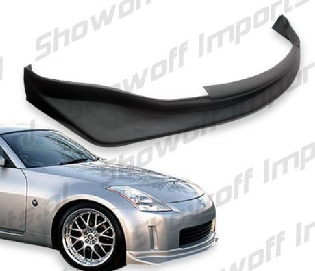 Nissan 350Z 06-08 Nismo Style Urethane Front Bumperlip [SIX]