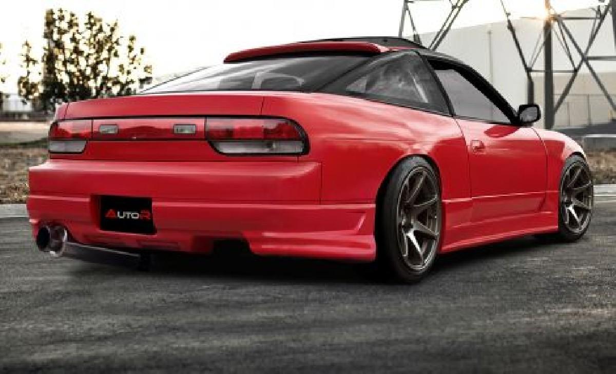 Nissan S13 89-94 N2 Rear Bumper