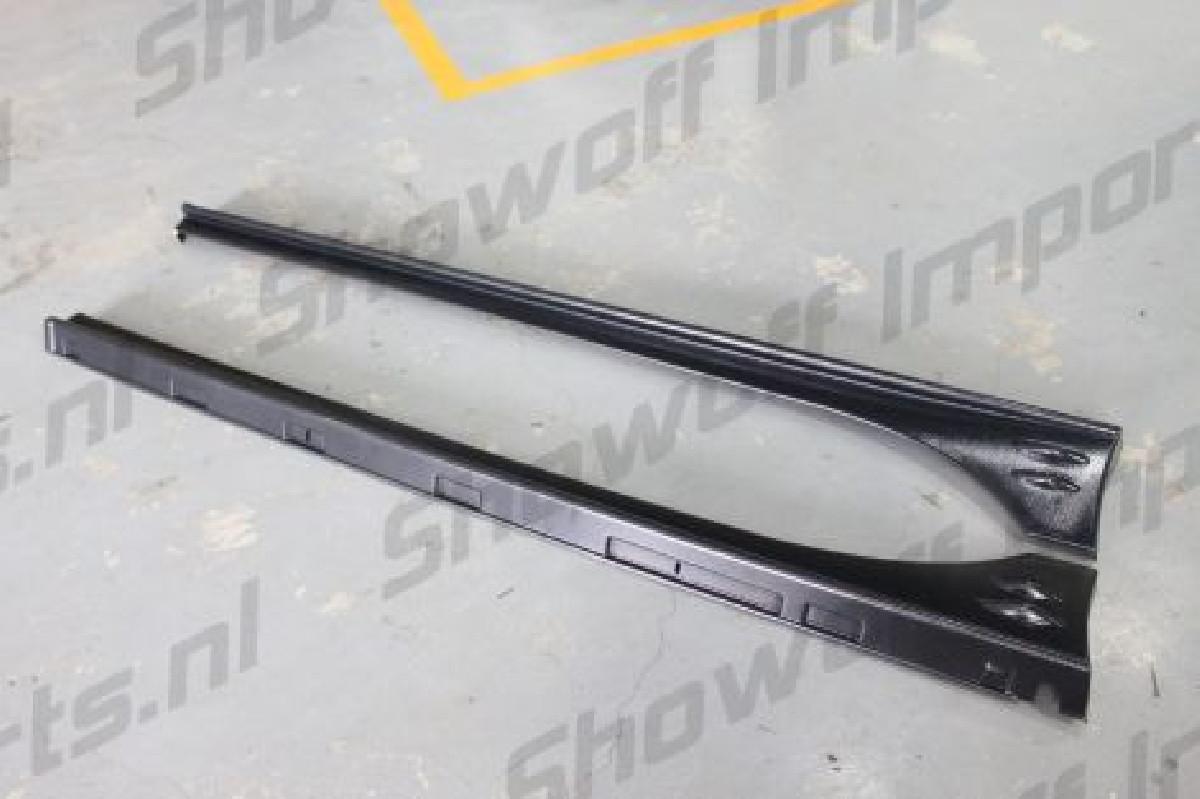 Subaru BRZ ST-Style Sideskirts ABS [SIX]