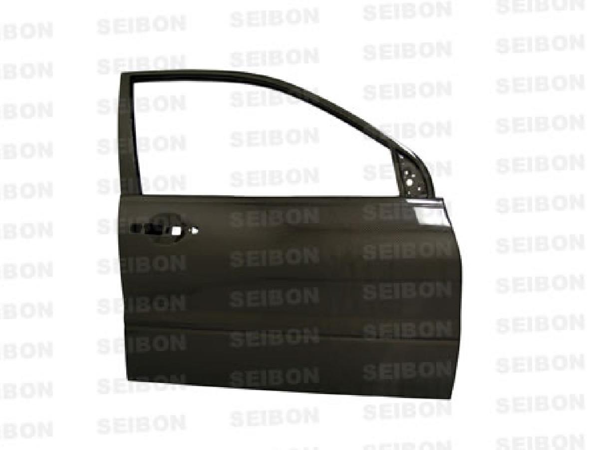 Mitsubishi EVO VIII/IX 03-06 Seibon Carbon Doors (Front)