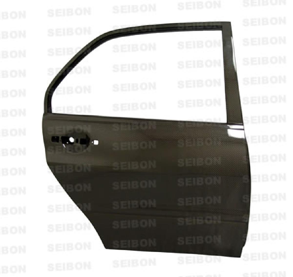 Mitsubishi EVO VIII/IX 03-06 Seibon Carbon Doors (Rear)