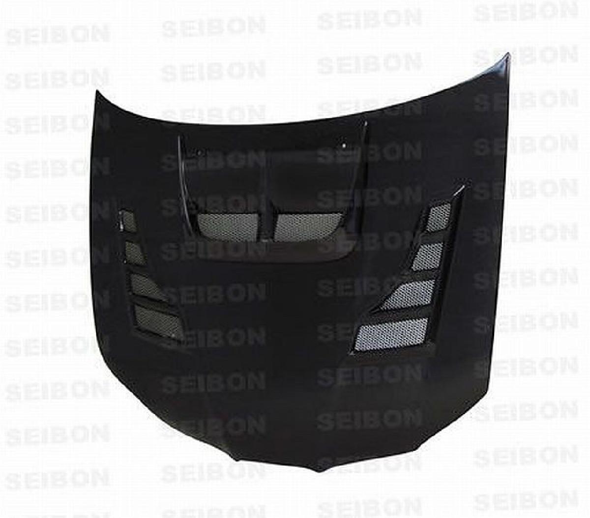 Seibon CW Carbon Motorhaube Subaru Impreza WRX/STI 06-07
