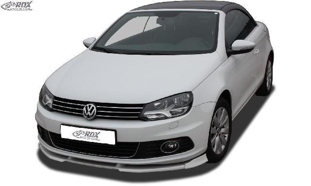 Frontspoiler VARIO-X VW Eos 1F 2011+ Frontlippe Front Ansatz Vorne Spoilerlippe