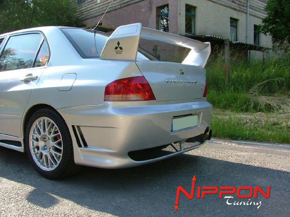 Nipponstyle Heckstoßstange Mitsubishi Lancer Evolution 7/8