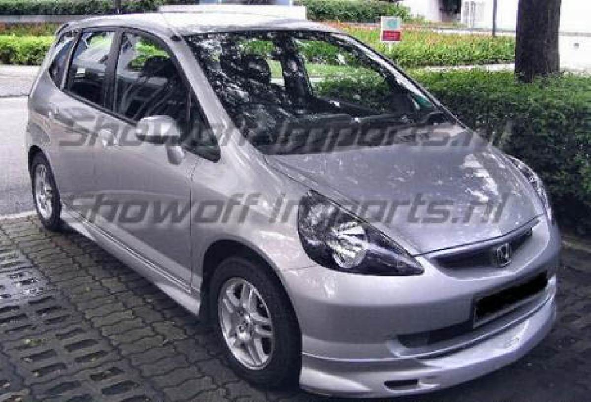 ABS Frontlippe Honda Jazz 02-08