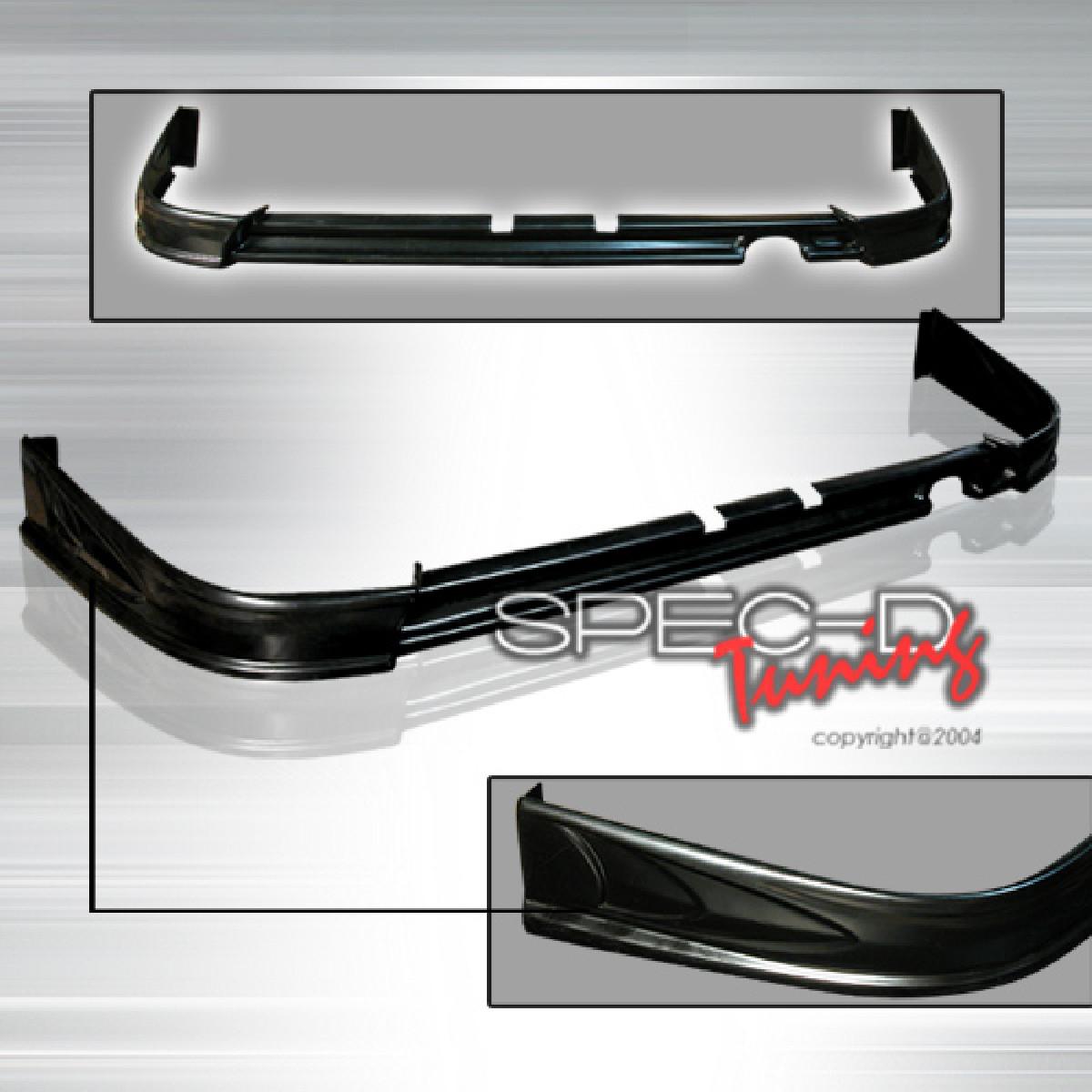 Honda Integra 98-01 ABS Rear Lip Heckansatz