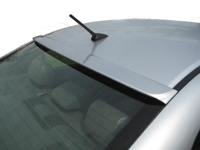 Honda Civic 4D Hybrid 06-08 Mugen Style Window Spoiler SPL