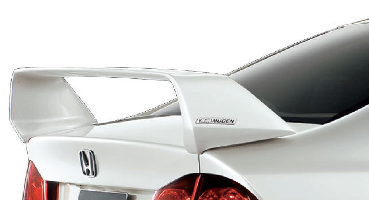 Honda Civic 4D/Hybrid 05+ Mugen Look ABS Rear Spoiler Heckspoiler