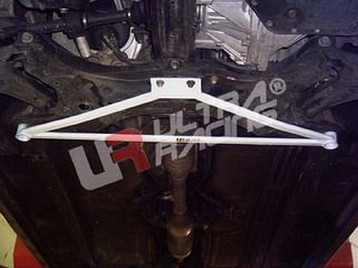 UltraRacing 3-Point Front Lower Brace Toyota Celica T23