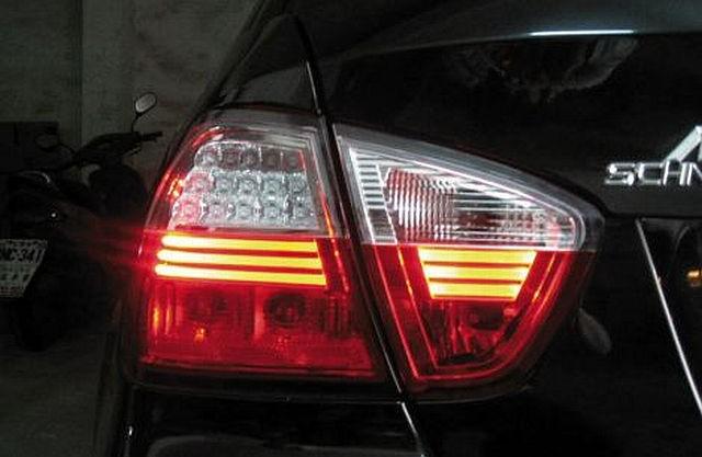 LED Rückleuchten BMW 3er E90 05-08 Rot/Klar