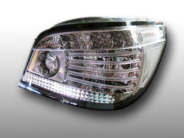 LED Rückleuchten BMW 5er E60 Limousine Klar