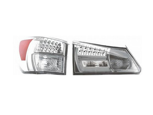 LED Rückleuchten Lexus IS250 06-08 Klar