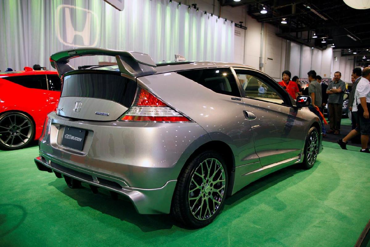 ABS Heckansatz Honda CRZ