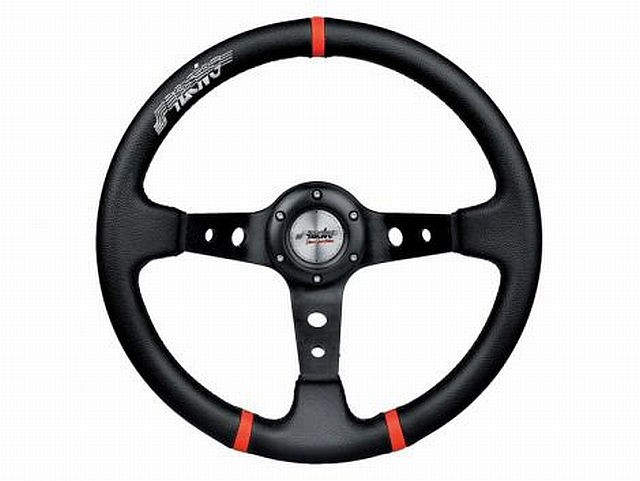 Simoni Racing Gravel Lenkrad Leder 350mm