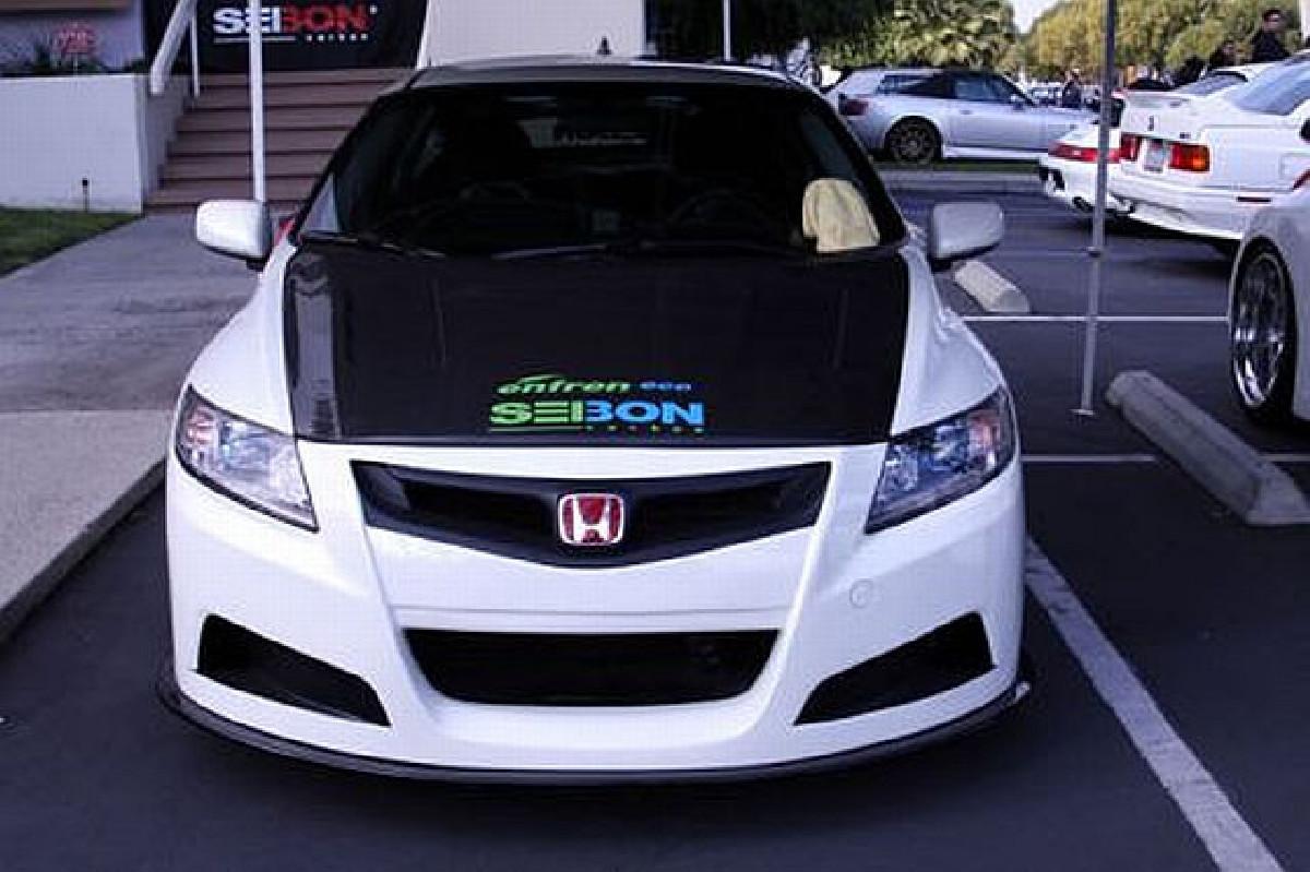 Seibon TS Carbon Motorhaube Honda CRZ