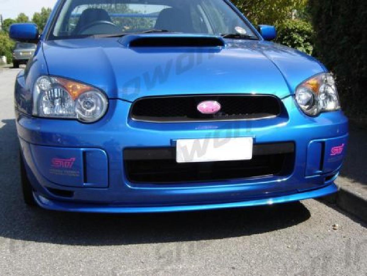 Subaru Impreza 03-05 WRX Front Lip Splitter