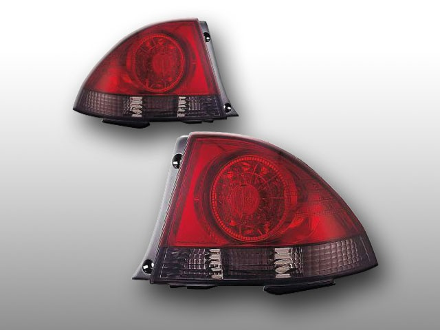 LED Rückleuchten Lexus IS200/300 98-05 Red/Smoke