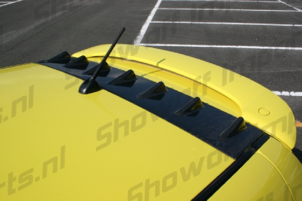 Suzuki Swift II 05- Roof Fin Spoiler FRP
