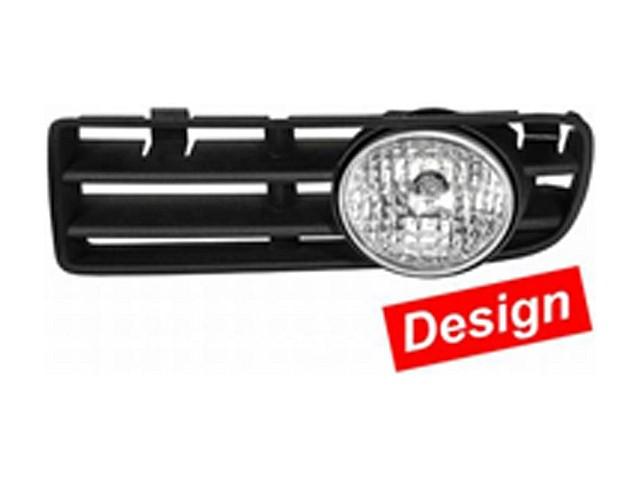 Hella Tagfahrleuchten Set VW Golf 4 Bj. ab 09/97 schwarz