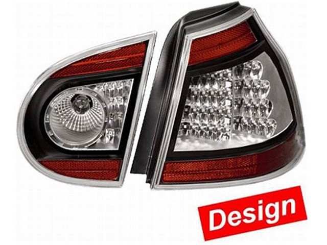Hella LED Heckleuchten Set VW Golf 5 Bj. ab 10/03 rot