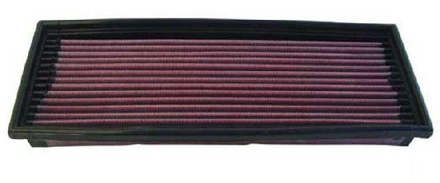K & N Tauschluftfilter für Ford Escort / Orion 1.6i XR3i bis 7/90