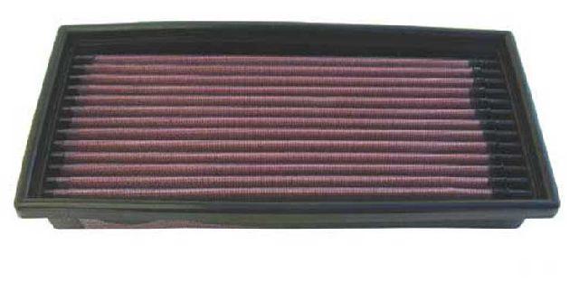 K & N Tauschluftfilter für Chrysler Voyager (ES) 3.0i