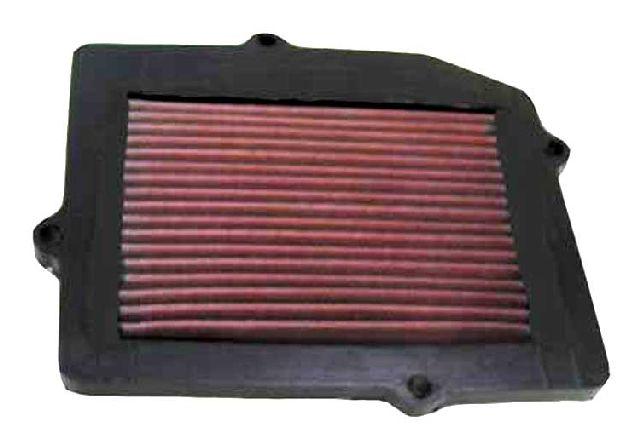 K & N Tauschluftfilter für Honda CRX 1.6i-16V 1988-92