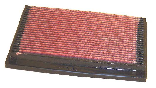 K & N Tauschluftfilter für Mazda 626 bis 1992 2.0i Kat. ab 9/87