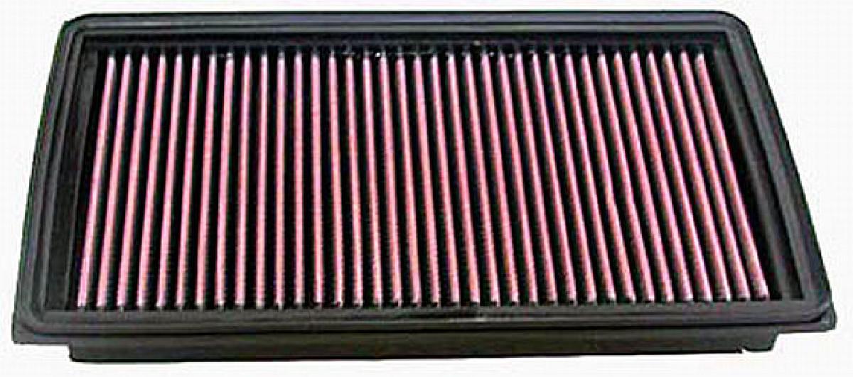 K & N Tauschluftfilter für Nissan Sunny
