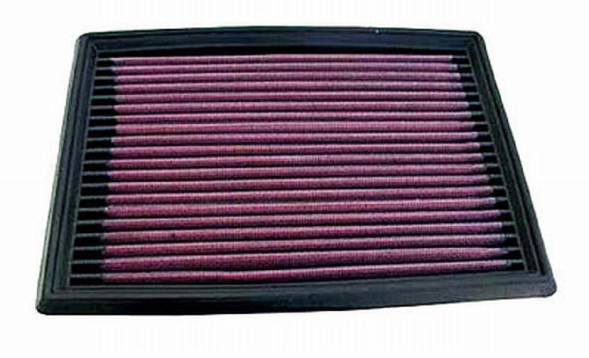 K & N Tauschluftfilter für Nissan Almera (N15) 1.4i