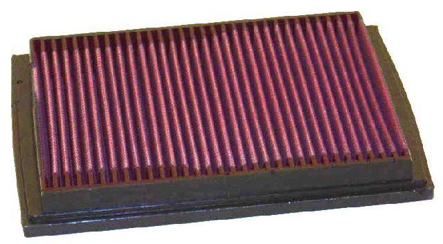 K & N Tauschluftfilter für BMW 5er (E39) 520i