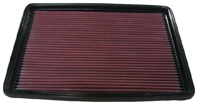 K & N Tauschluftfilter für Chevrolet Surburban 5.3i