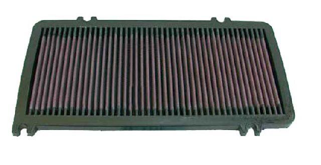 K & N Tauschluftfilter für Honda Accord VII 3.0i Coupe