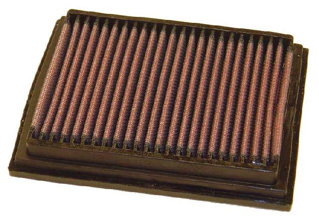 K & N Tauschluftfilter für Seat Arosa 1.0i ab 9/99