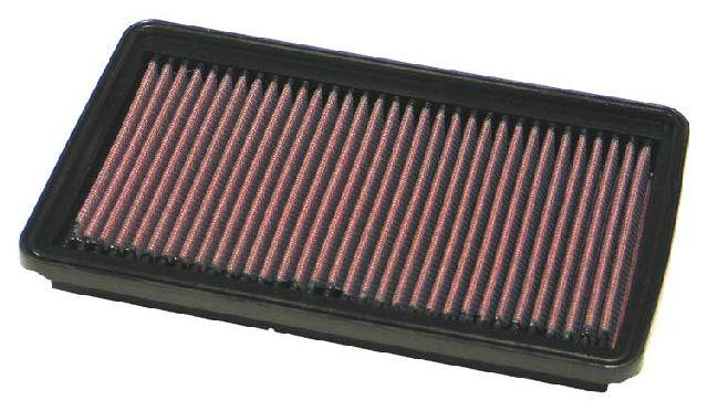 K & N Tauschluftfilter für Hyundai Accent (X-3) 1.5i