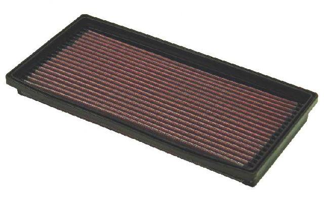 K & N Tauschluftfilter für Saab 9-3 I (YS3D) 2.3i Turbo
