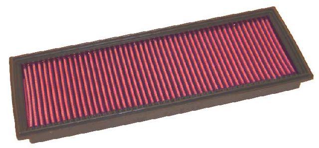 K & N Tauschluftfilter für Seat Ibiza III (9/99-5/02) 1.6i