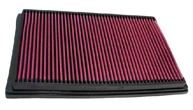 K & N Tauschluftfilter für Volvo S 60 2.5i Turbo