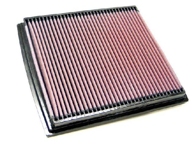 K & N Tauschluftfilter für Mercedes E-Klasse (W 211) E 400CDI