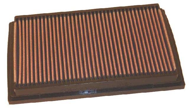 K & N Tauschluftfilter für VW Polo IV (9N) 1.4i 16V