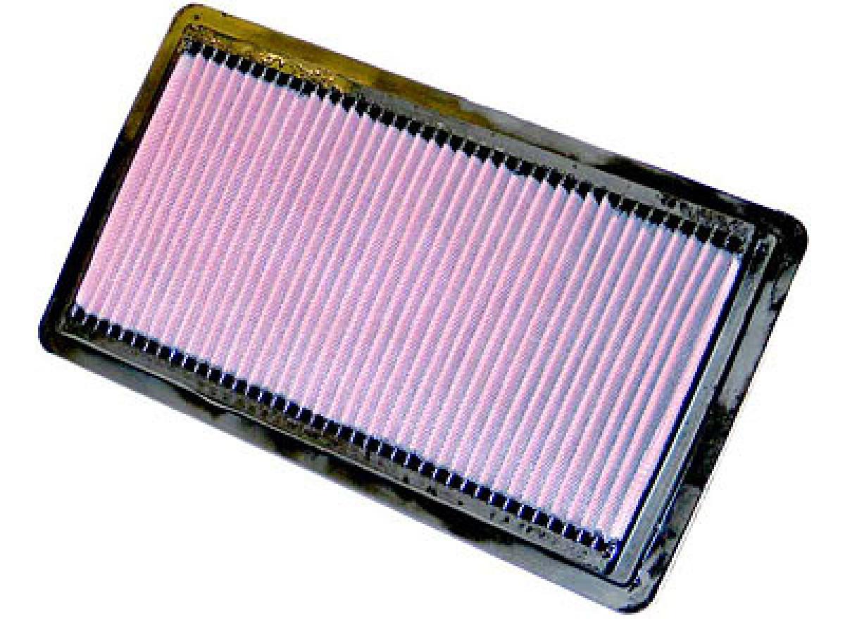 K & N Tauschluftfilter für Mazda 6 (GG,GY) 2.3DISI Turbo (MPS)