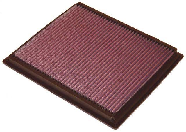 K & N Tauschluftfilter für Nissan Pathfinder (R51) 4.0i