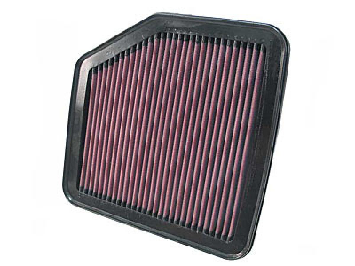K & N Tauschluftfilter für Lexus IS 220d 2.2Turbodiesel